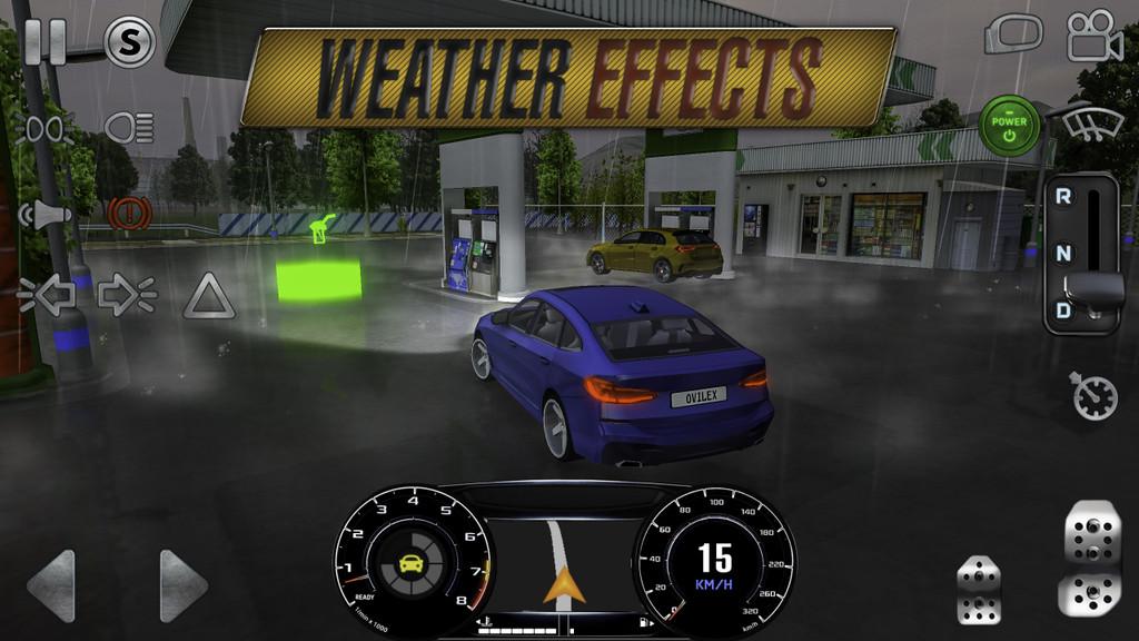 Real Driving Sim