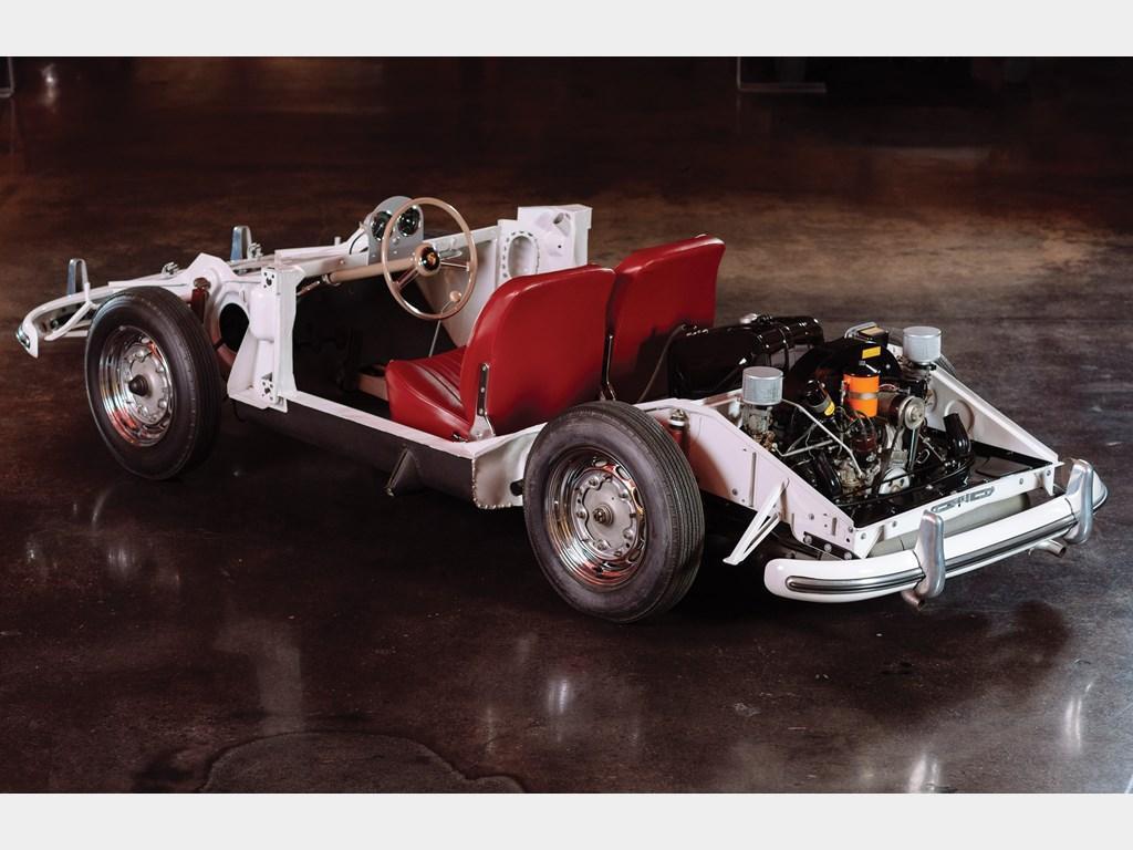 Hoffman Motors' Porsche 356 A