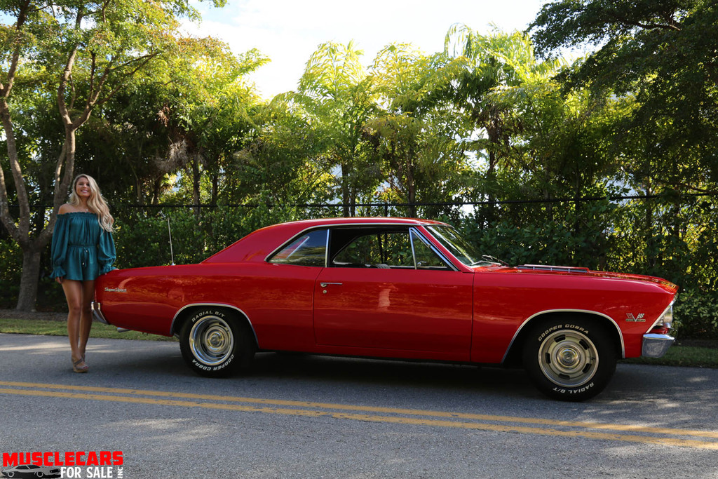 1966 Chevelle SS 454 - MuscleCarsForSaleInc.com - Buy your dream ...