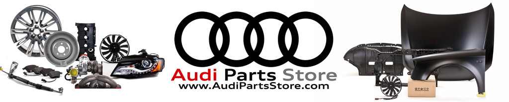 Genuine Audi License Plate Frame ZAW-071-801-J-Z10 ZAW071801JZ10