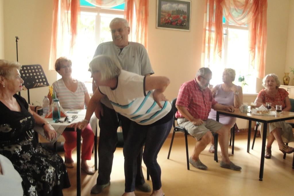 Seniorzy zpasją