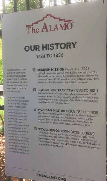 Alamo Missions