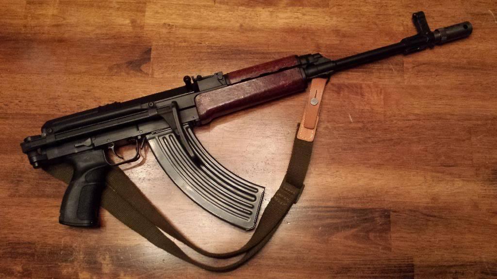 Vz58 Barrel