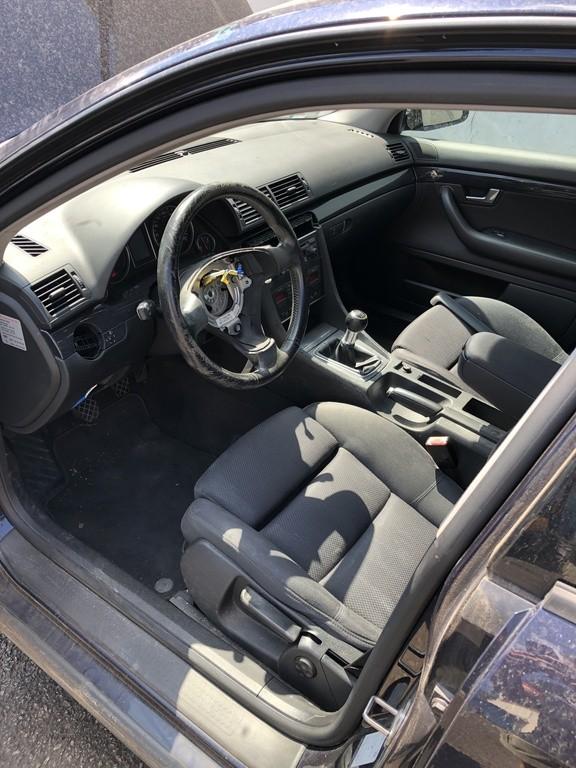 NX16 hinten LZ5L blau 1x AUDI A4 B6 8E TÜRGRIFF GRIFF außen vorne