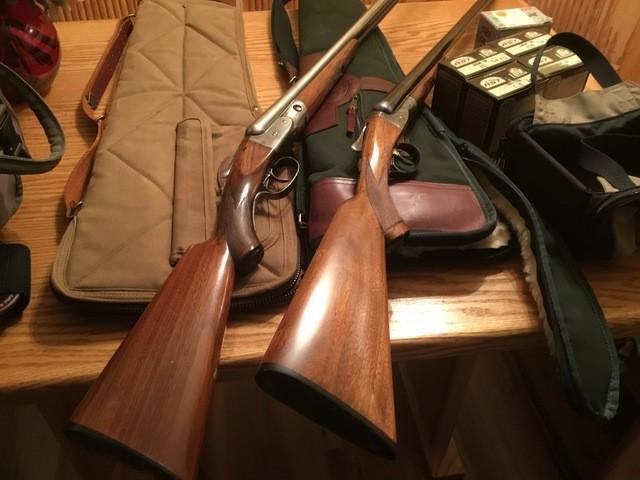 Dating Parker Shotguns