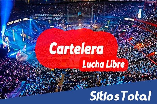 Cartelera Arena México Lucha Libre CMLL del Jueves 15 de Octubre del 2020