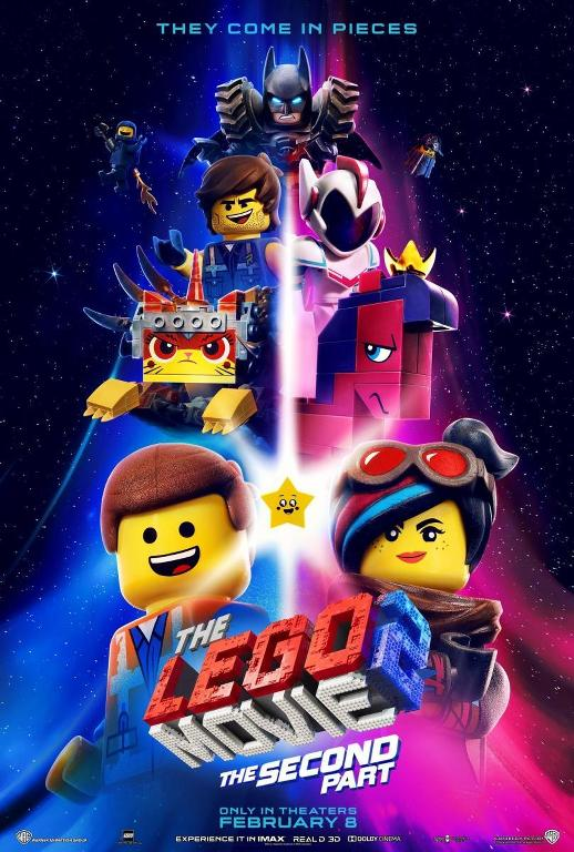 La Gran Aventura Lego 2 – Sinopsis, tráiler, actores y más