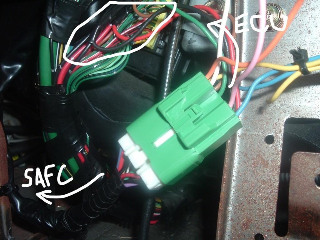 Safc Wiring Diagram