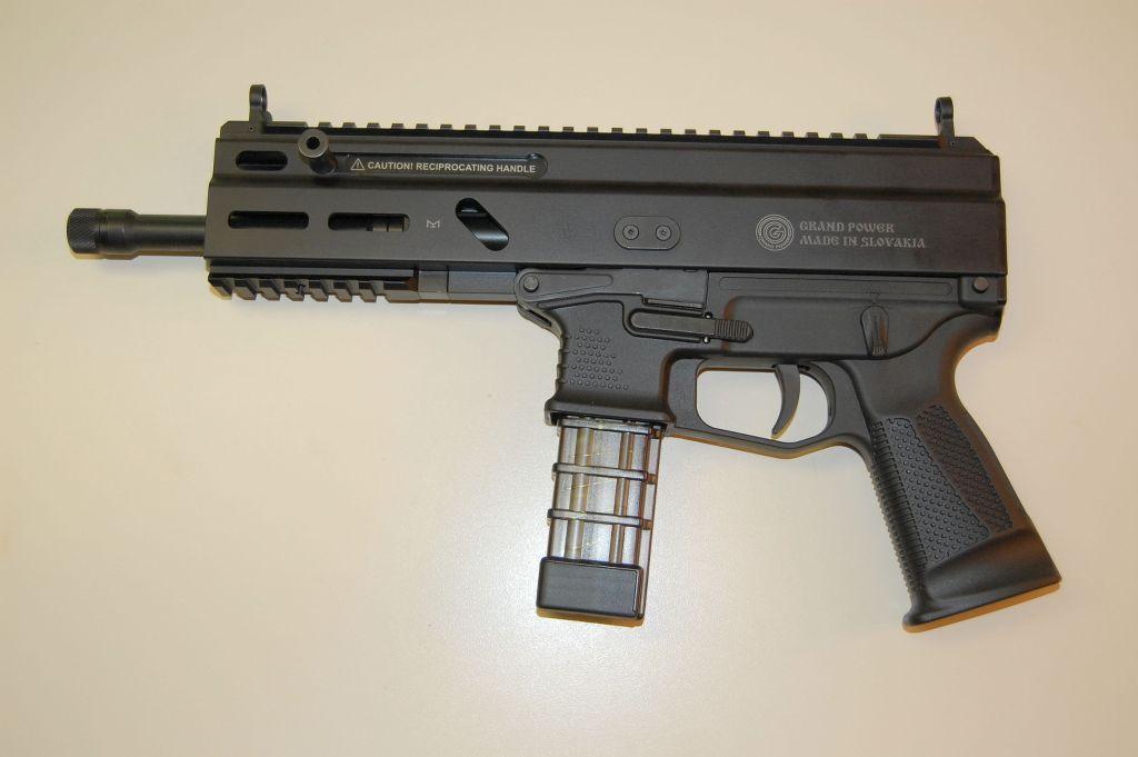 STRIBOG SP9A1 - AR15 COM