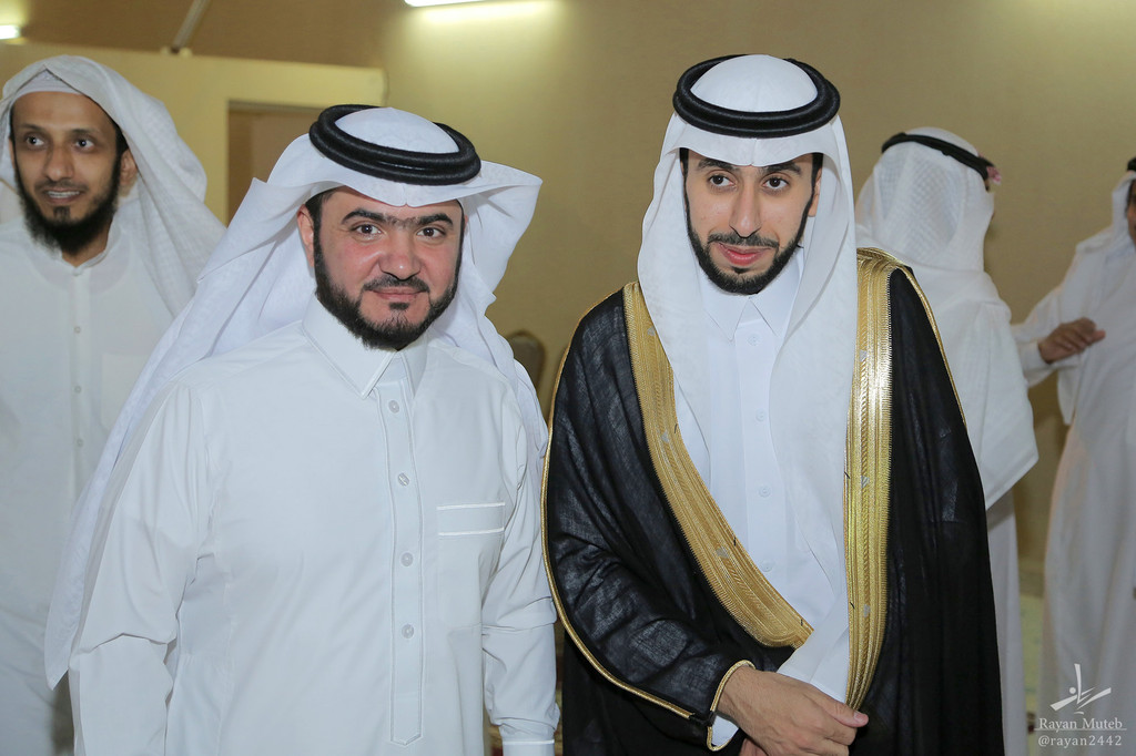 أفراح العبداللطيف واللاحم عبدالعزيز عبداللطيف