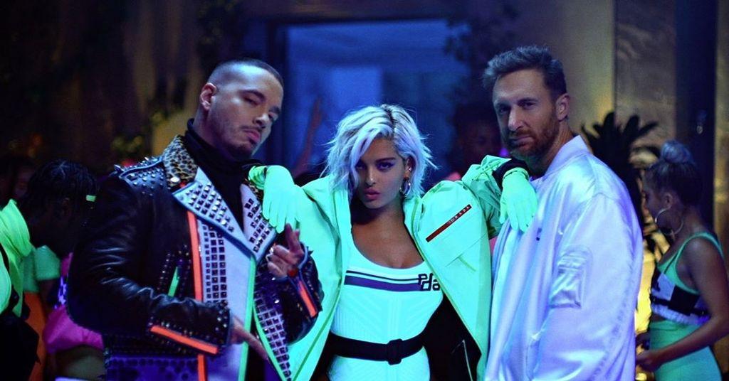 TIDAL - David Guetta, Bebe Rexha & J Balvin - Say My Name (TIDAL