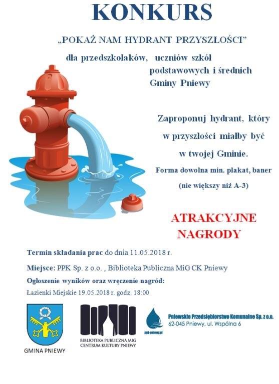 Pokaż hydrant przyszłości