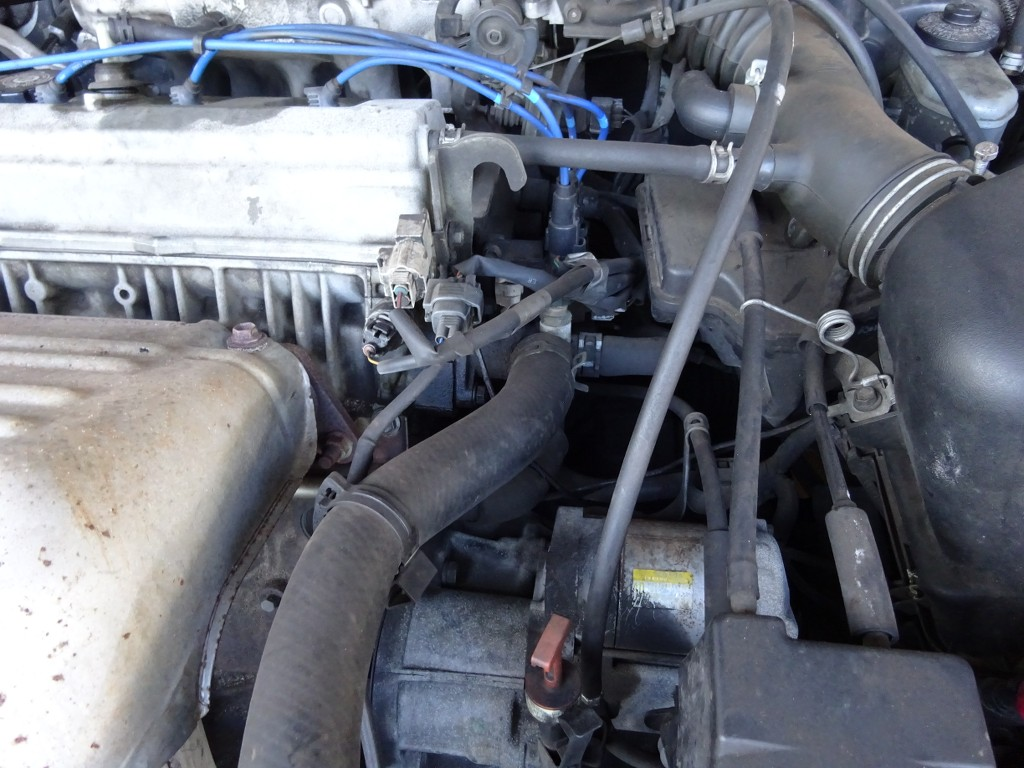 Coolant Piping Near The Driver Side Toyota Nation Forum