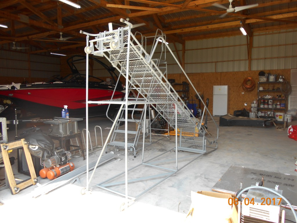 Show Off Your Lifts The Garage Journal Board 9000 Lb Eagle Lift Wiring Diagram Installed These In Space Between Wall And Column