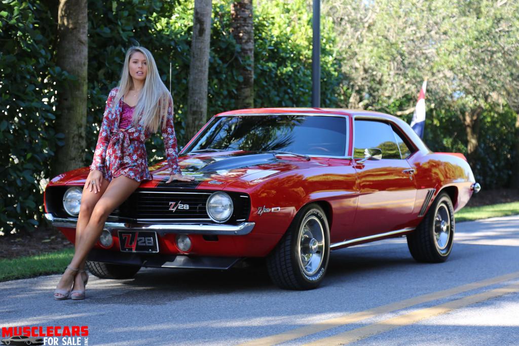 1969 Chevrolet Camaro 1969 Auto AC Beauty