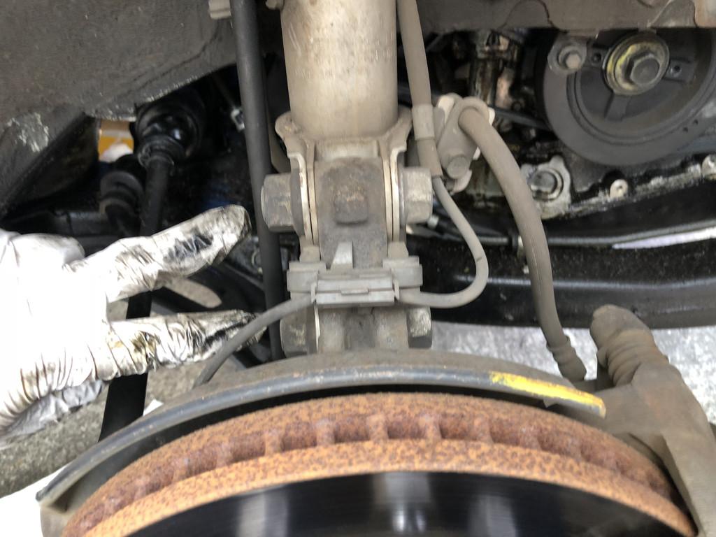 DIY - Gen4 1998 Camry V6 1MZ-FE Complete Motor Mount