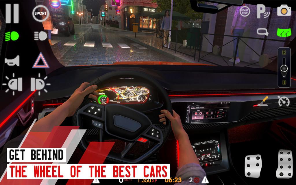 Driving School Sim - Driving Simulator