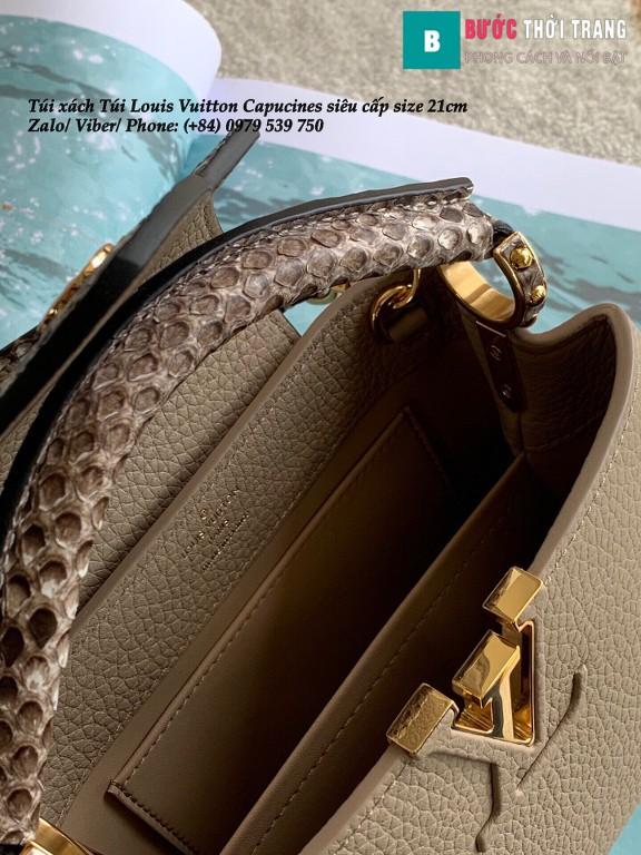 Túi Louis Vuitton Capucines siêu cấp