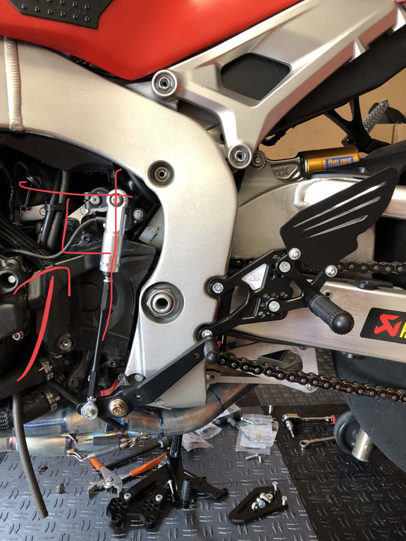 Quick Shifter Oem Or Woolich - Page 3 - Honda CBR1000 Forum