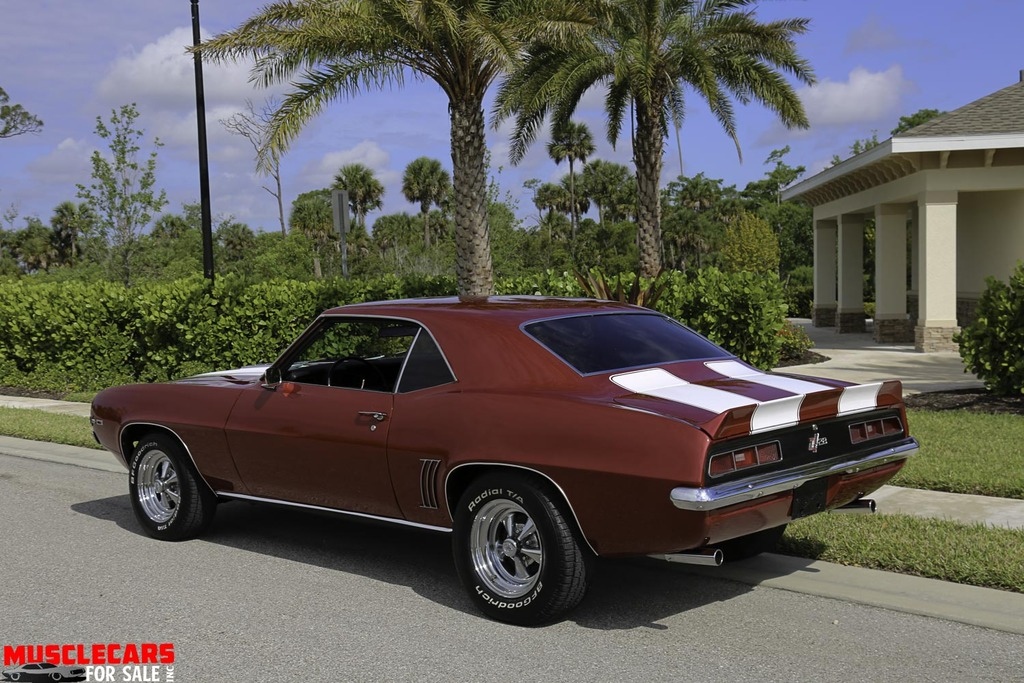 1969 Chevy Camaro Z28 Tribute - MuscleCarsForSaleInc com - Buy your