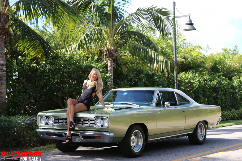 1968 Plymouth Roadrunner # matching BB 383 4 Speed Manual ...
