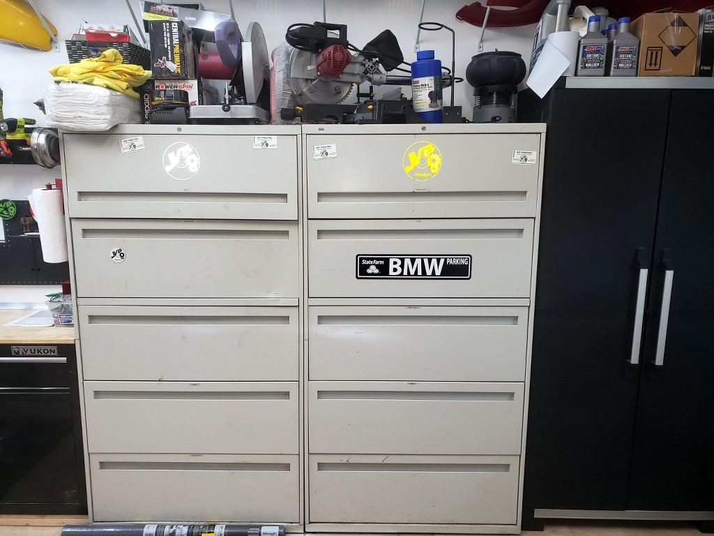 Image of: Garage Cabinets Adventure Rider