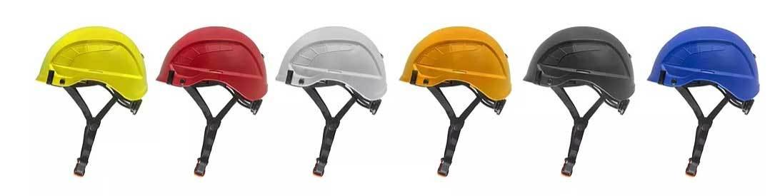 Além disso, o capacete não deve ter aba, ou ter uma aba bem pequena, pois  ela pode dificultar a visão. 9bb5eea829