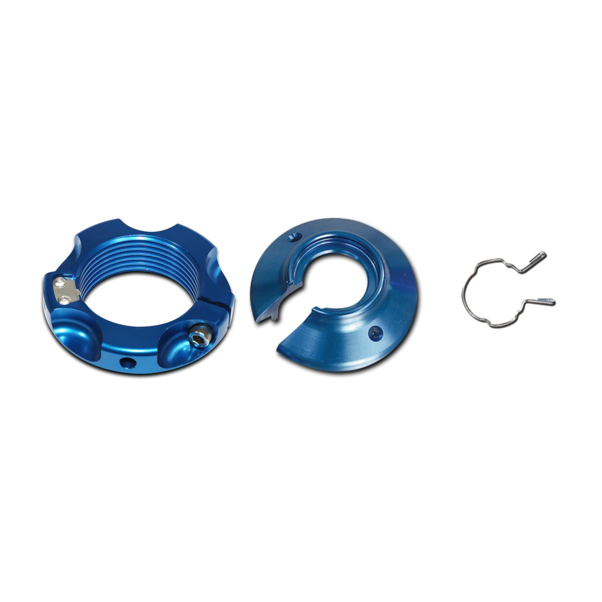 Deluxe Coil-Over Kit Blue