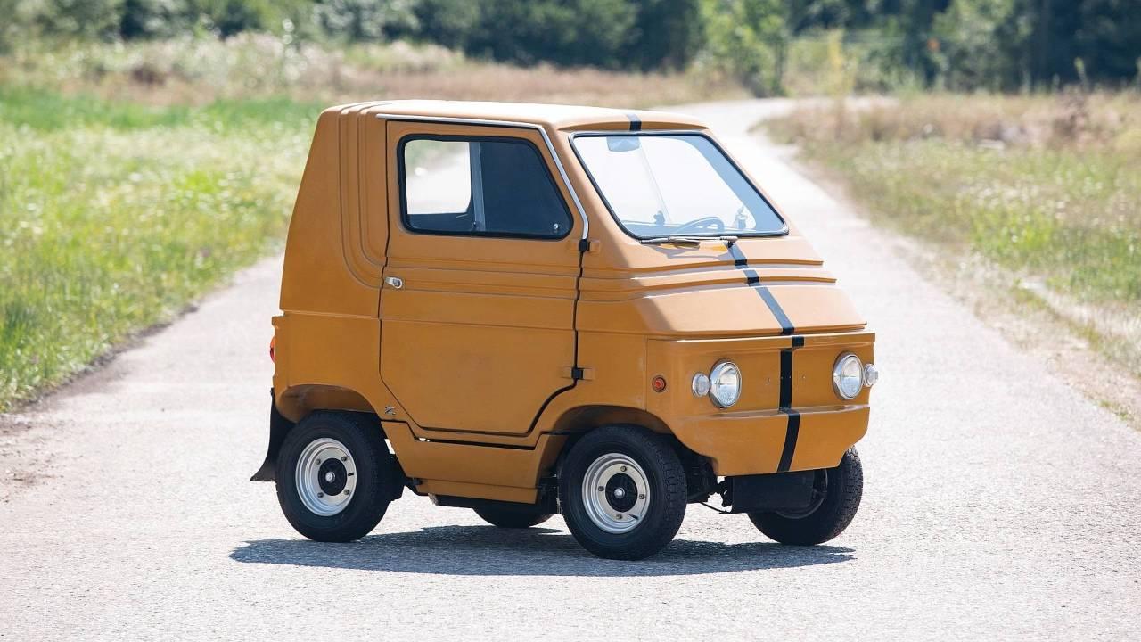 1974 Zagato Zele 1000