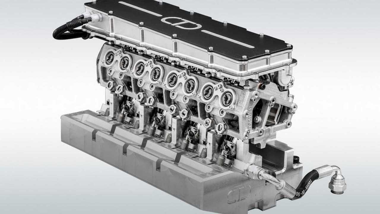 Camcon Automotive's Intelligent Valve Technology