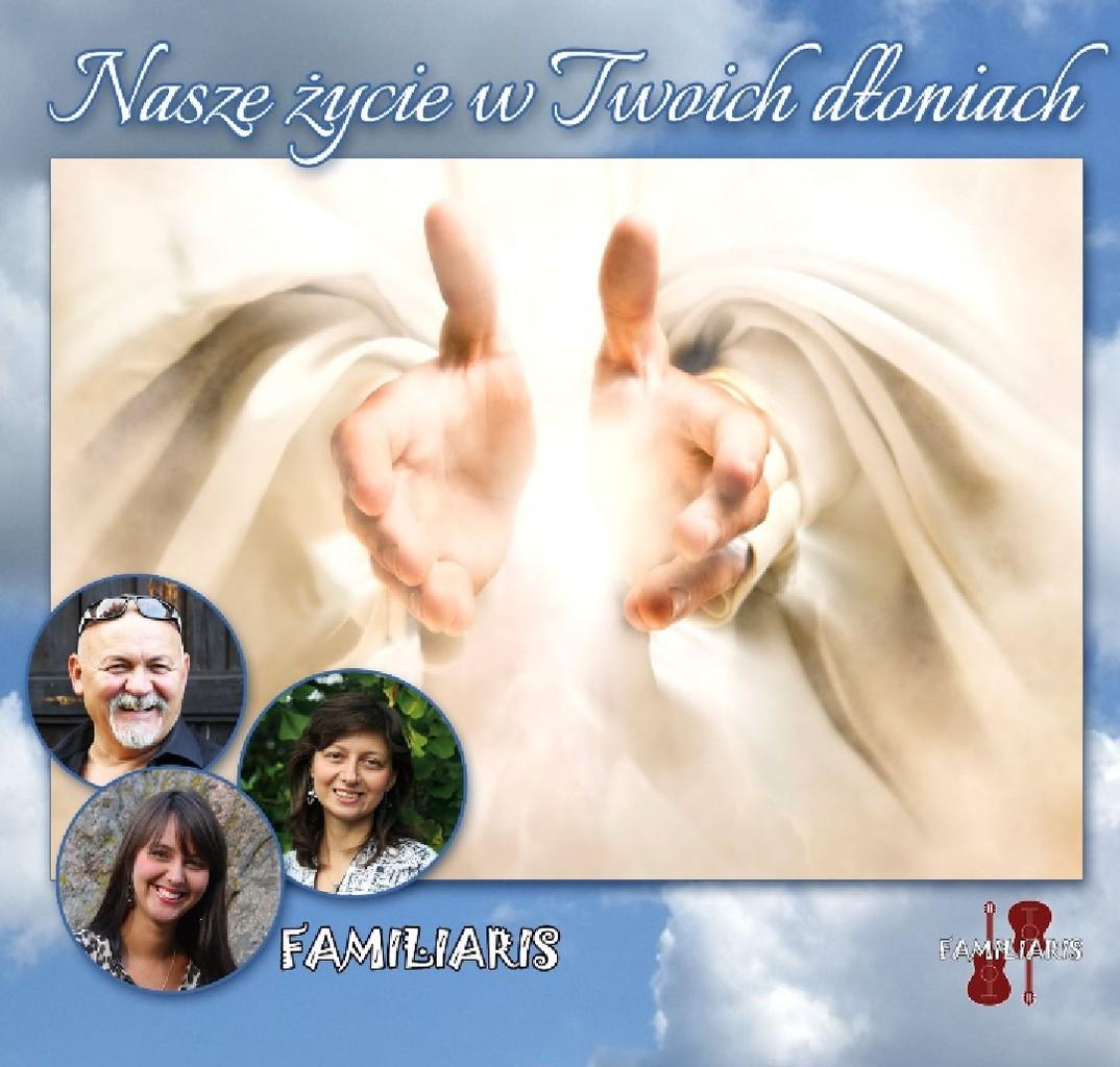 Kolejna płyta zespołu FAMILIARIS