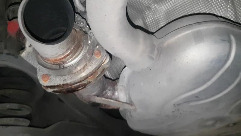S40 t5 2007 cutout valve whistle noise