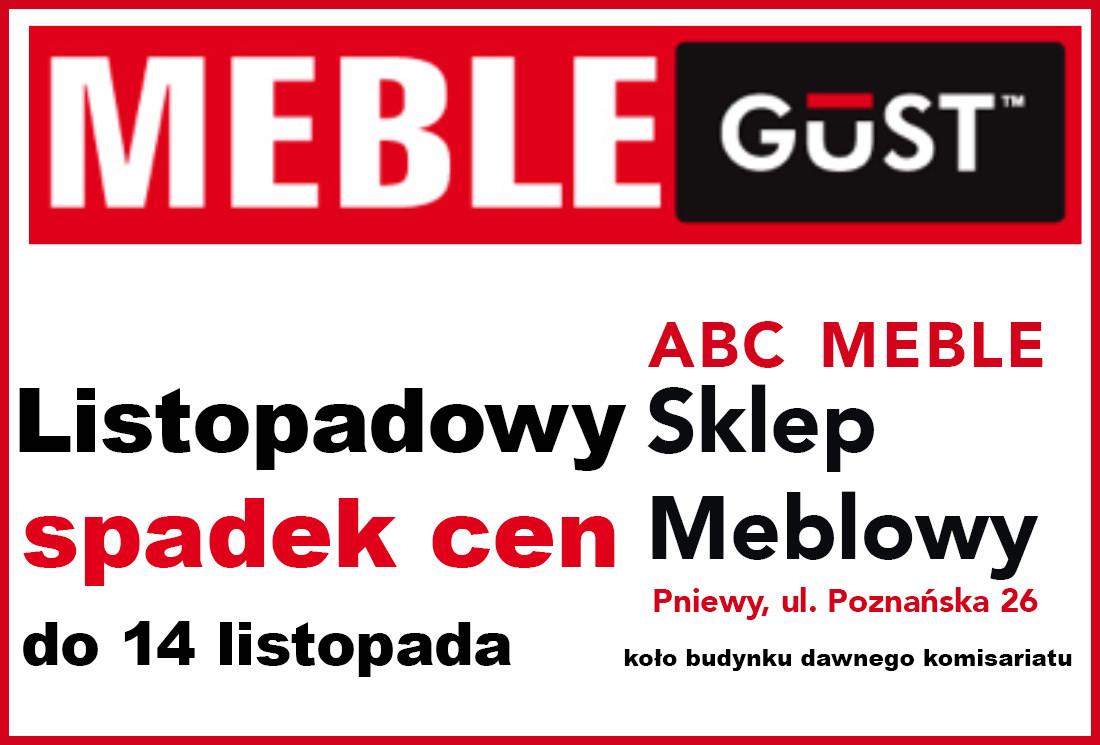 Sklep ABC Meble zaprasza