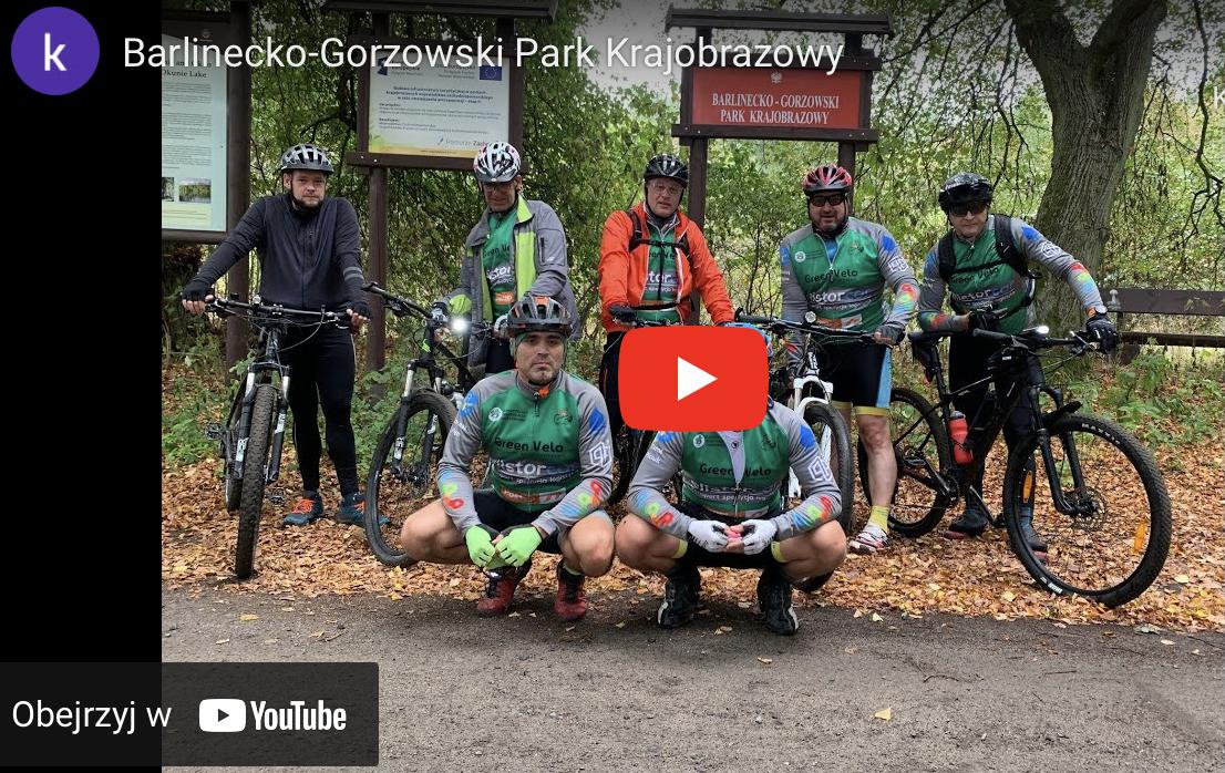 Rajd poBarlinecko-Gorzowskim Parku Krajobrazowym