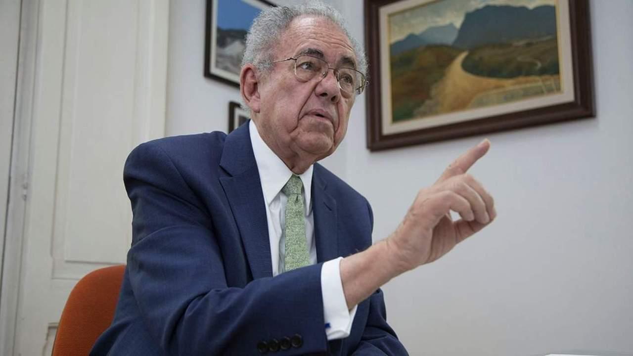 Javier Jiménez Espriú explica lo del departamente en Houston