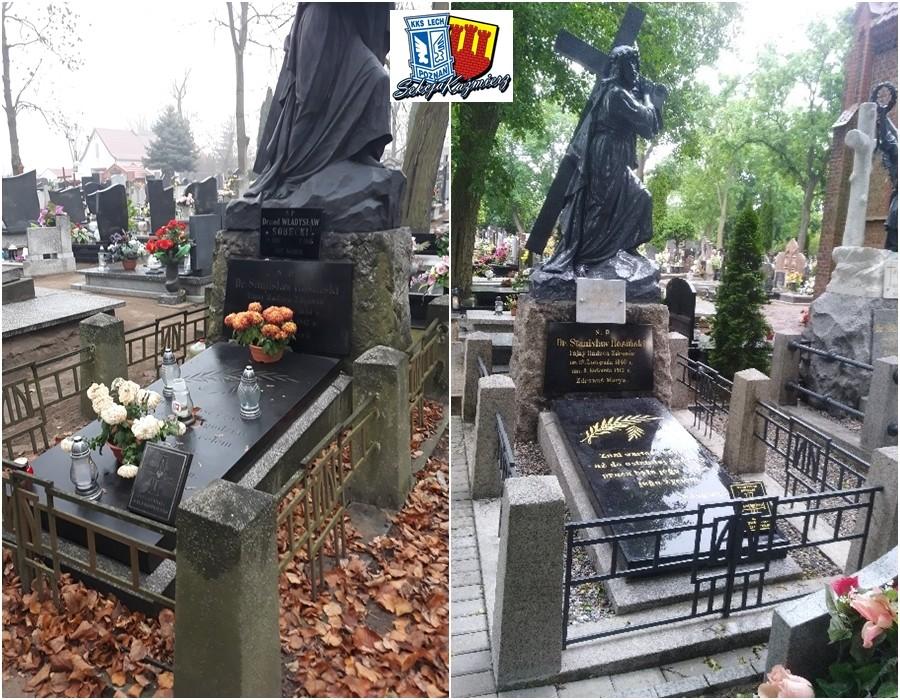 Renowacje mogił Powstańców Wielkopolskich