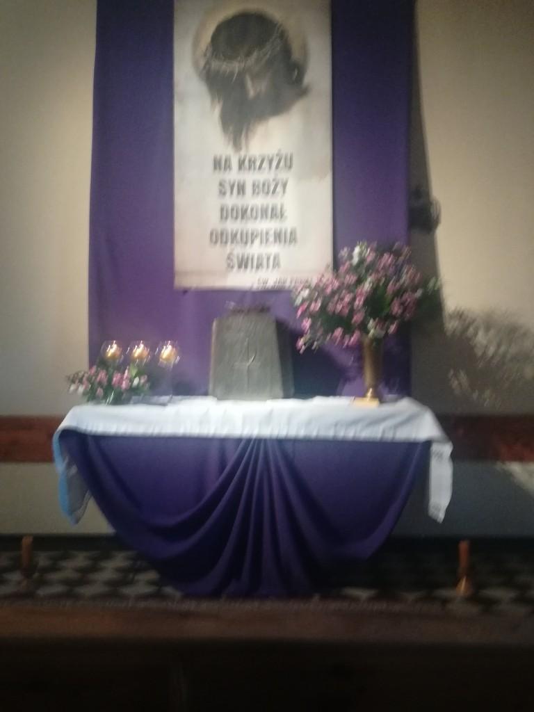 Wielkoczwartkowa liturgia