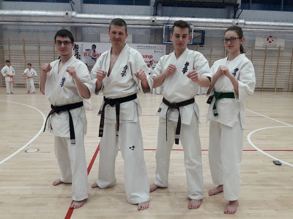 Karate 8th Polish Fighters Camp – Zakopane 2019