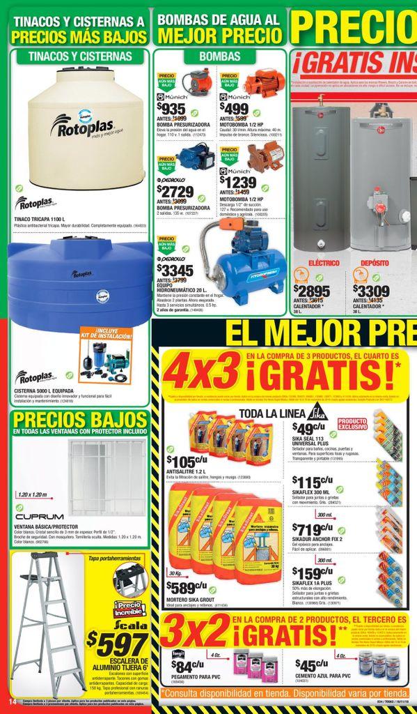 Catalogo The Home Depot en El Buen Fin 2018