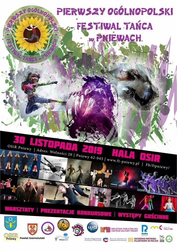 Festiwal Tańca wPniewach
