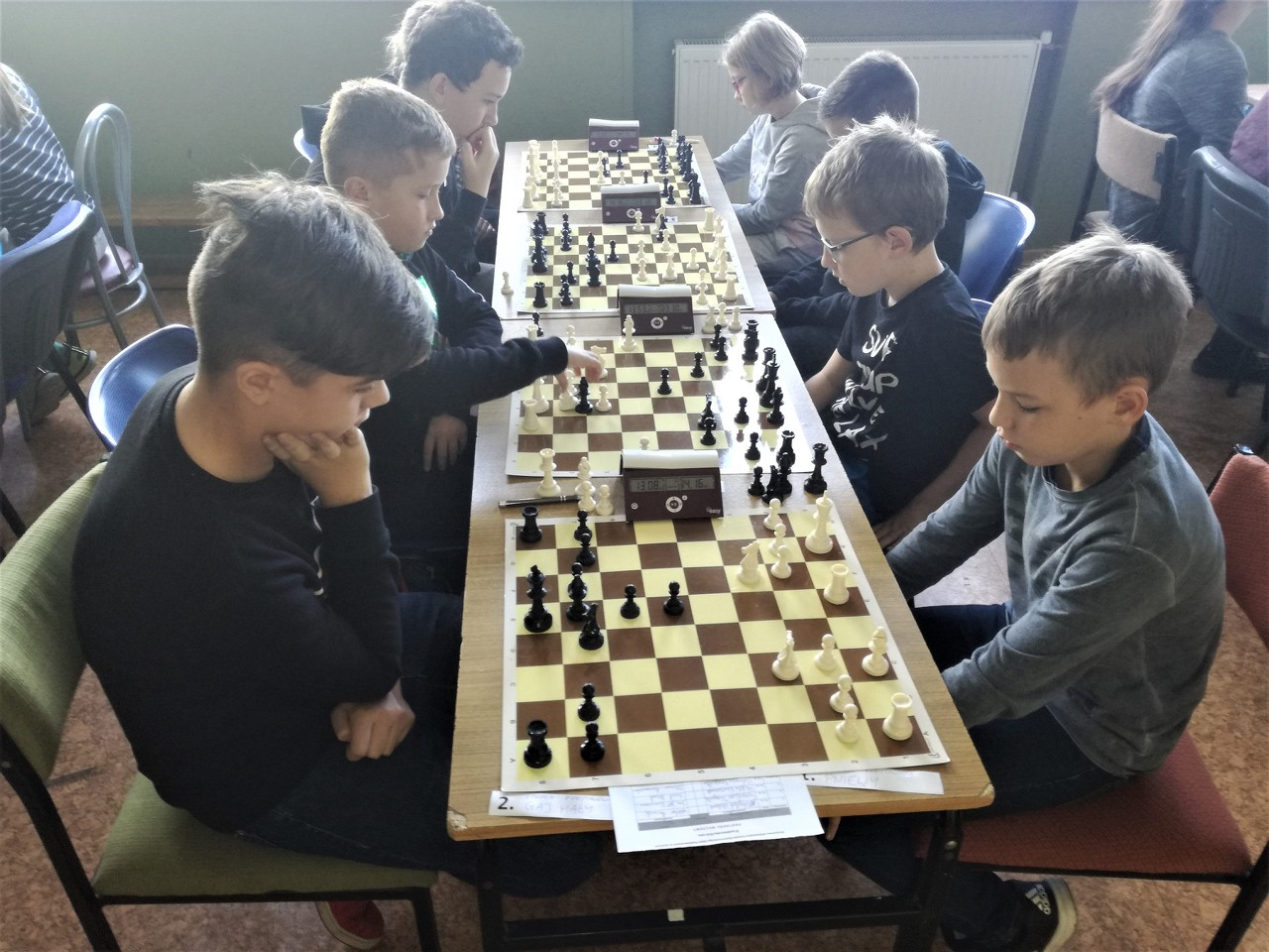 Awanse pniewskich szkół domistrzostw wojewódzkich