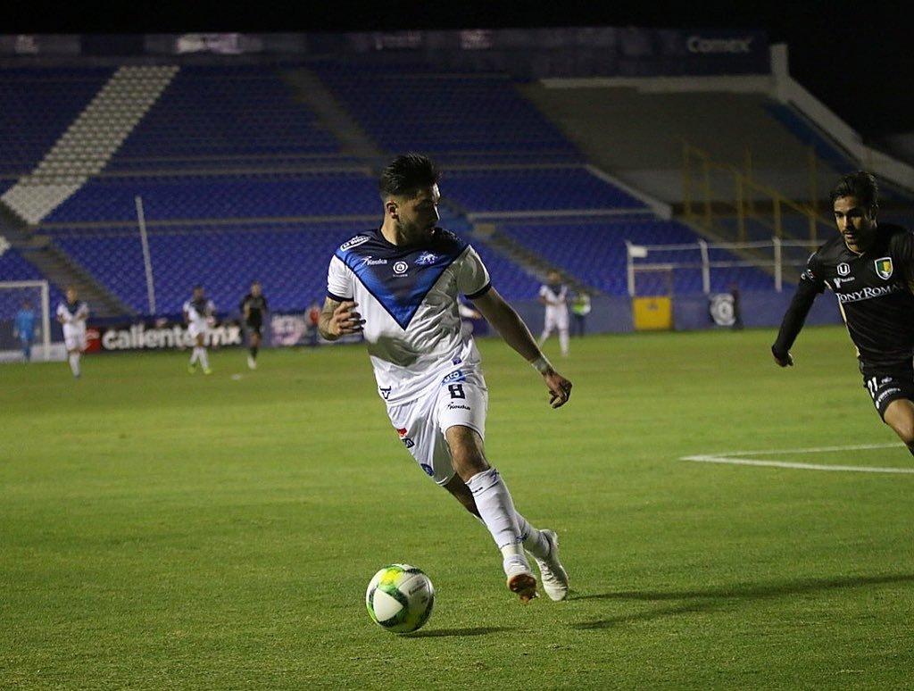 Resultado Atlético Zacatepec vs Celaya en la J6 del Clausura 2019