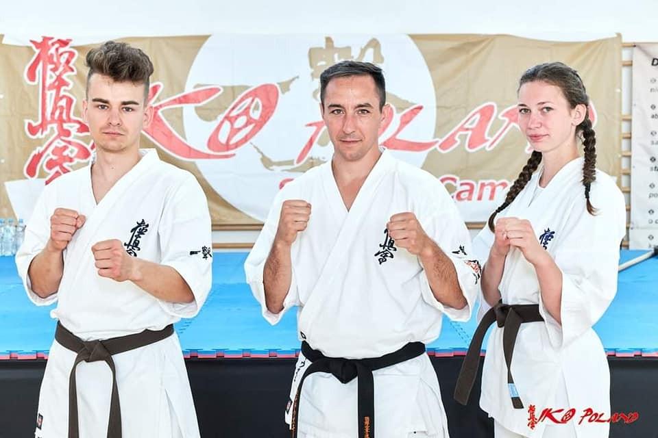 Wielkie zawody karate