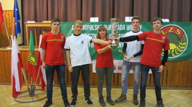 Sukces naOgólnopolskiej Olimpiadzie