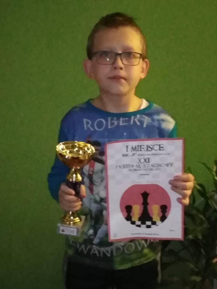 Sebastian Krugiołka zwycięzcą turnieju