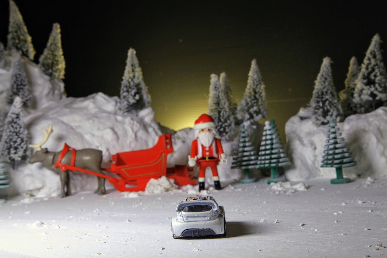 Snowkarma: Naughty or Nice? Snowkhana 6