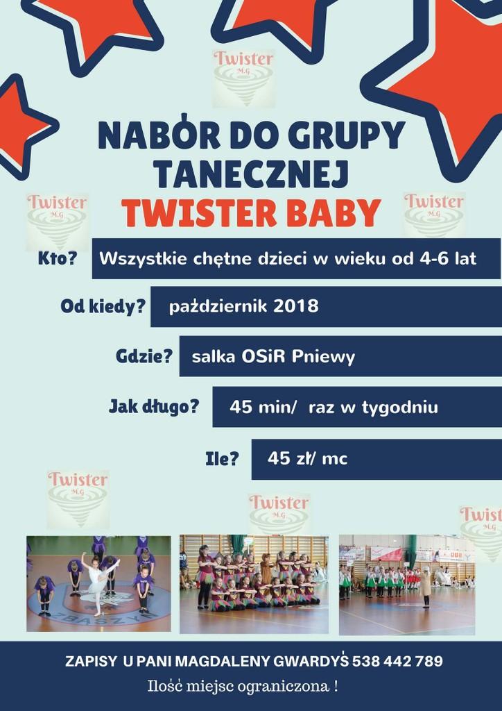 Nabór doTwister Baby