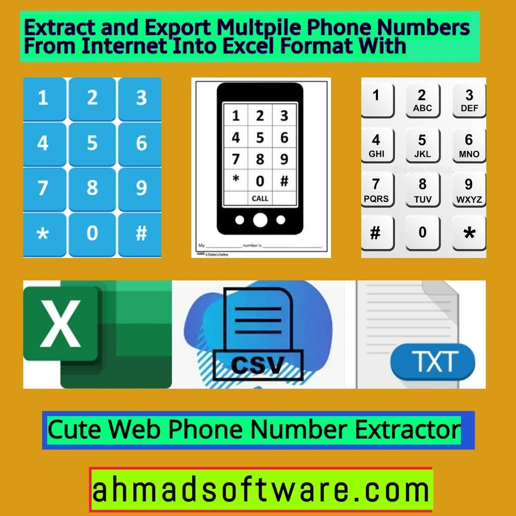 phone number extractor from website, free phone number extractor, web phone number extractor