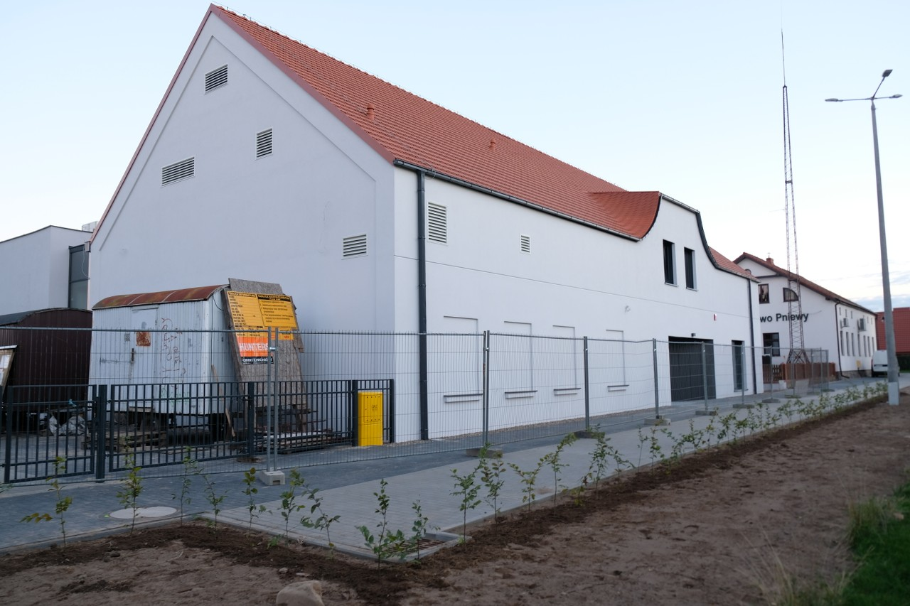 Nowa siedziba Centrum Kultury