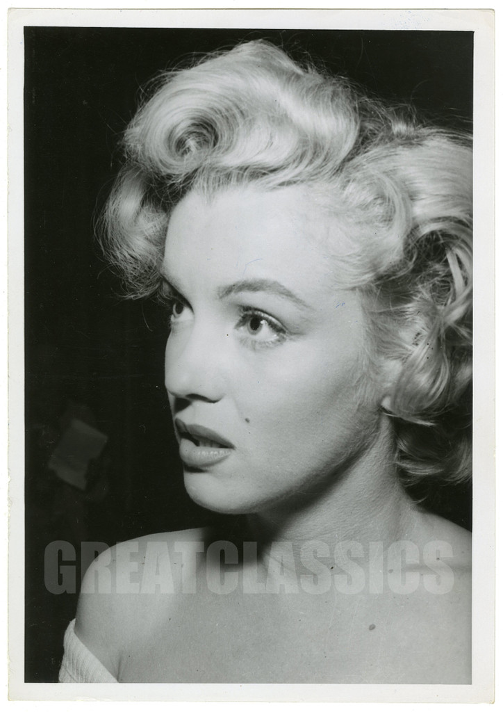 d41ebe5c95 Details about MARILYN MONROE 1952 YOUNG BEAUTIFUL ORIGINAL VINTAGE  PHOTOGRAPH